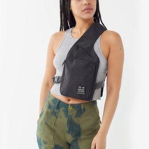 UO Half Vest Crossbody Bag